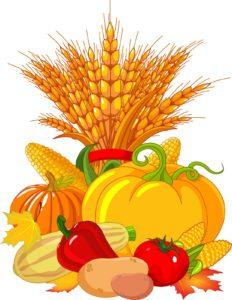 Harvest Festival & Lunch